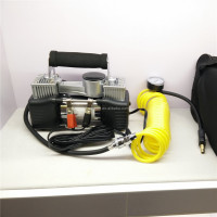 12V portable car air compressor for emergency solutions