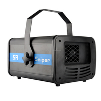 3 in 1 5R Sniper 200W Projector With Scanner Laser Beam Effect Led Stage Light For Night Clubs DMX 512