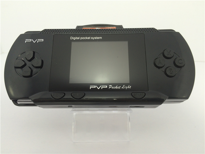China Wholesale Cheap Price 8 Bit 2.5 Inch PVP Handheld Video Game Players