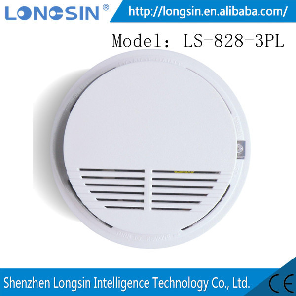 2016 hot selling security alarm product smoke detector for car