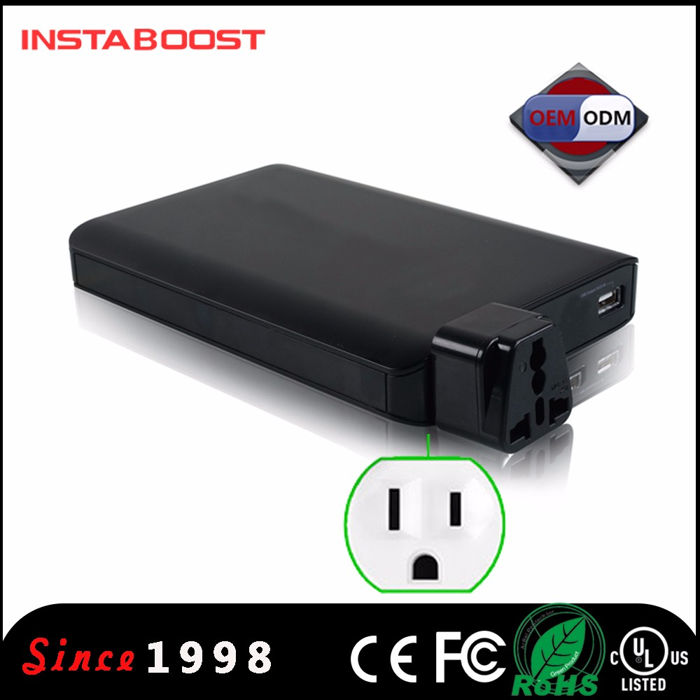 Hot Selling 12V Dc Output 85W AC Electronics Mini Projects Power Bank For Mobile For Mobile Phone