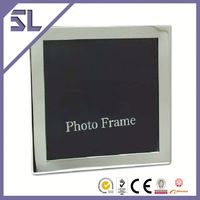 Fine Workmanship Personalized Name Photo Collage Frame 5x5 Picture Snap Metal Photo Frames China Supplier