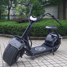 1000 watt Mag Cool Motor Fashionable Citycoco 2 Wheel Electric Scooter