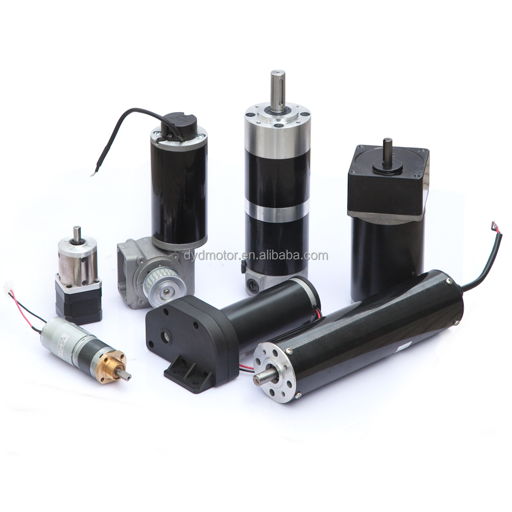 Customized Electric DC/AC Planetary Gear Motors 12V 24V