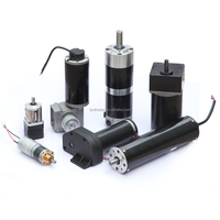 Customized Electric DC/AC Planetary Gear Motors