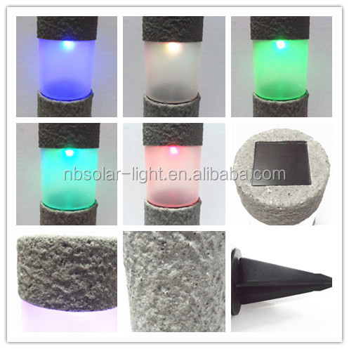 sand low voltage light