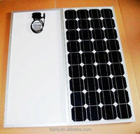 Factory Price Mono PV Module cis solar panel with CE, ISO, TUV, CEC certificates