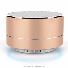 2017 latest design active type mini portable high-end quality A10 bluetooth speaker for gift market