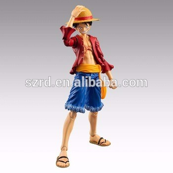 hot sale manga one piece resin figure/manga wholesale model toy/custom manga toy for collection