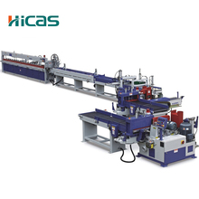 Laminated Wood Production Line Finger Joint And Assembler Production Line For Timber