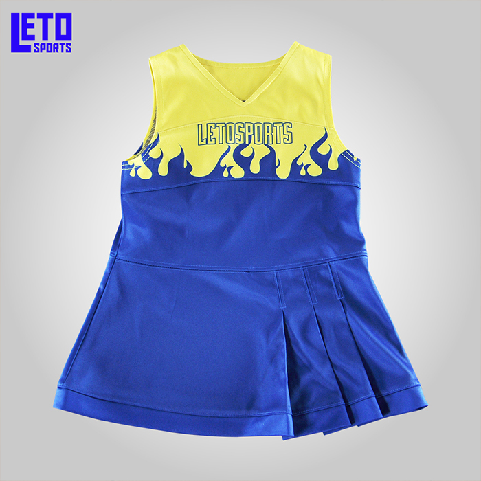 Sublimation Dress Sublimation Cheerleading Uniform