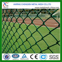 2015 anping factory decorative chain link fence/alibaba of China