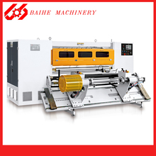 Automatic Factory Direct High Precision Film Slitting Machine