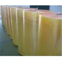 BOPP Jumbo Roll Tapes 38mic CIF Made In China Yellow and Transparent