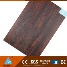 4.0mm thick uv coating click pvc flooring plank for indoor