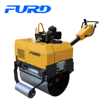 Walk-behind Single Drum Vibration Small Roller Compactor (FYL-750)