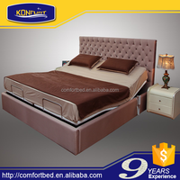 Popular Modern Home Furniture Electric Adjustable Bed