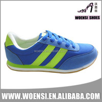 popular bright color men casual sports shoes