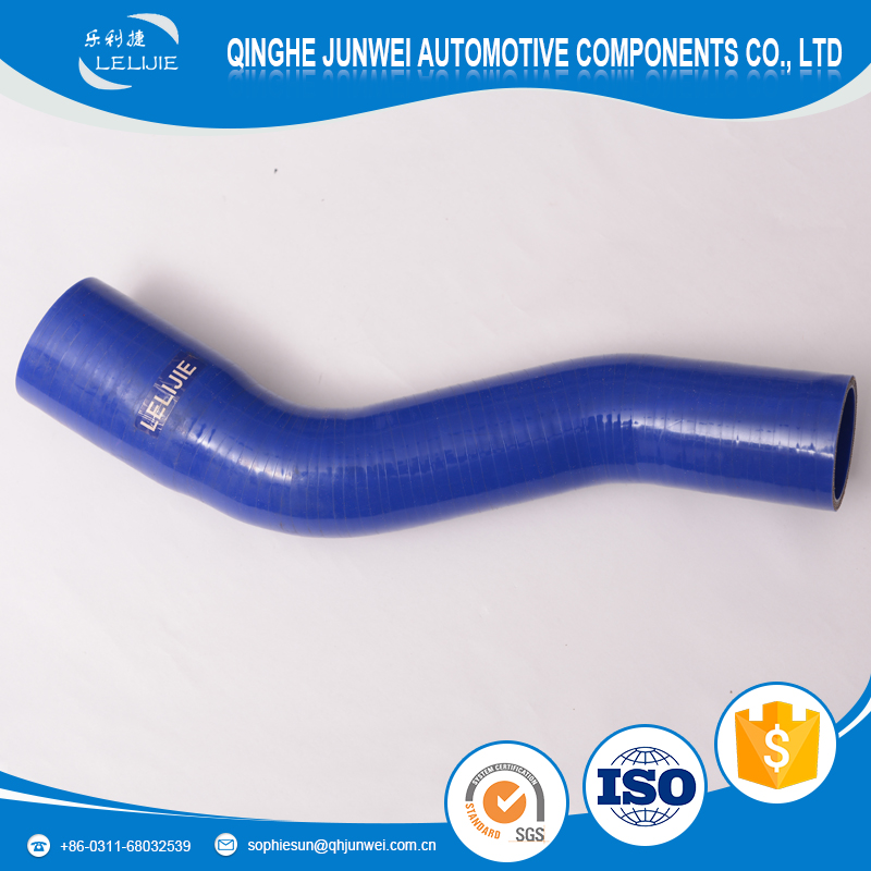 performance high quality radiator silicone hose motorcycle for auto made in LELIJIE