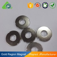 Electronics Ring Neodymium Magnet Coltan Price