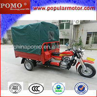 2013 Popular New Good Cheap Gasoline Cargo Kawasaki 3 Wheel Motorcycle