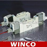 Buy SMC pneumatic valve Japan solenoid valve SY series SY9120-5G ...