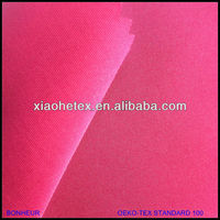 150D polyester PBT fabric mechanical stretch
