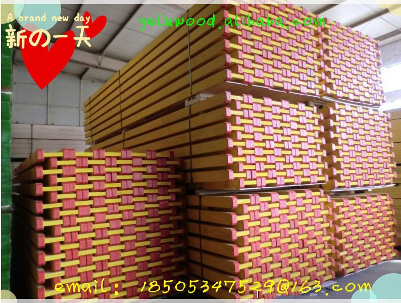 high stiffness, light weight, strong load-carrying capability H20 Timber Beam high quality