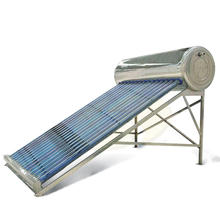 2016 Stainless Steel Solar Water Heater /Vacumm tube/ Manufacturer