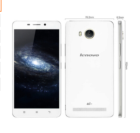 China wholesale Lenovo 4G bands android smartphone for EUROPE