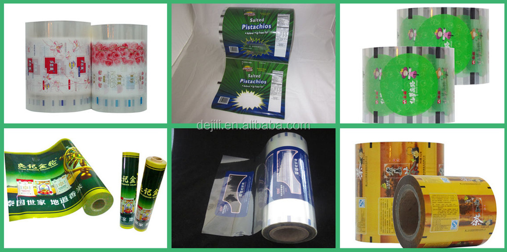 2015 Food Packaging Roll Stock