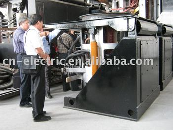 500kg Induction Melting Furnace to Singapore