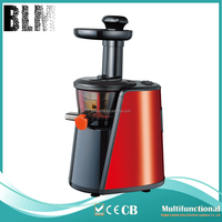 The most selling reliable quality assured Professional Slow Juicer for Nutrient Fruit stainless steel screw juicer