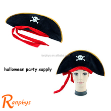 Ranphys hot sale cheap halloween party supplies cosplay costume Pirates of the Caribbean hats