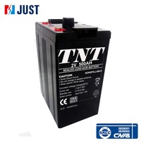 World's best quality 2 volt 500ah deep cycle solar batteries