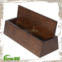 Hign Quality Wood Business Card Holder, Wooden Menu Holder, Business Card Holder