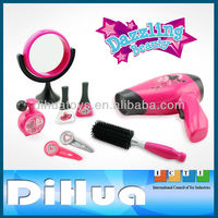 Plastic Toy Makeup Mirror Set
