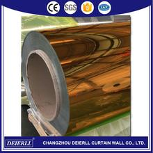 Professional pipeelines covered corrosion roofing aluminum coil for wholesales