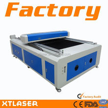 Hot sale cheap paper die board acrylic wood fabric galvanized sheet stainless steel metal laser cutting machine(XTC-F500)