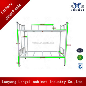 China Steel Pipe Double Bed Wholesale Alibaba