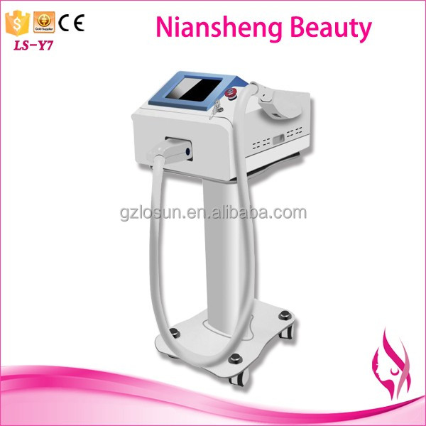 Alibaba Most popular IPL Hair Removal and ipl facial rejuvenation machine LS-Y7
