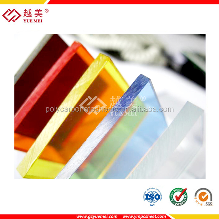 solid anti scratch pc sheet for commerical used hollow polycarbonate corrugated sheet roofing greenhouse car shed
