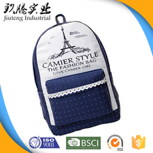 Custom Back pack School Bag for Men Women