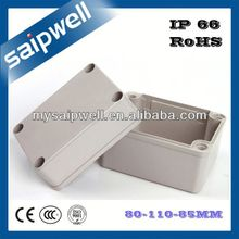 2014 80*110*85mm Low Voltage Junction Box