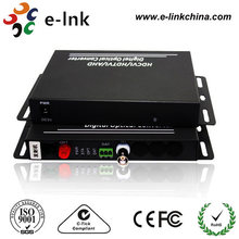 Shenzhen manufacture HDTVI Video Converter Fiber Optic Video Transmitter & Receiver