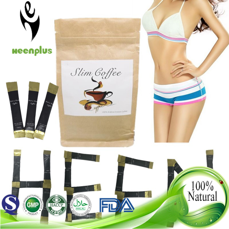 HEENPLUS GMP L-carnitine Slimming Coffee Diet Coffee Gano Coffee