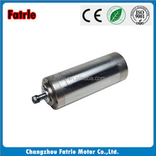 top quality 1.5kw water cooling spindle motor engraving 1.5kw spindle