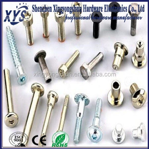Chinese Fastener DIN933 DIN931Carbon Steel Black HDG Hex Head Bolts and Nuts