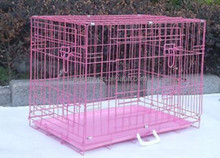 Hot selling pet dog products high quality metal dog kennel