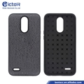 New items of goods in 2017 tpu pc caso phone accessory for K10-2017/ Funda para celular